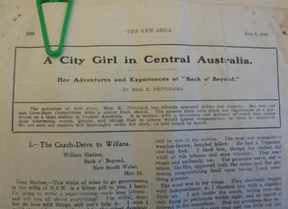 "Your KS #11: ""A City Girl in Central Australia"""