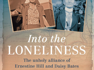 Your KS #67 – Katharine Susannah Prichard in a new Ernestine Hill and Daisy Bates biography
