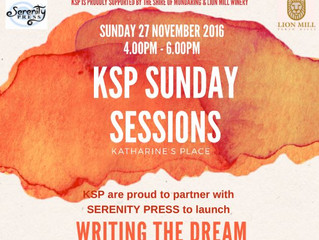 Writing the Dream: An event to inspire writers-in-training