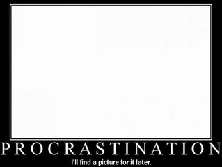 Now wait a minute: Writers needed for Procrastination research!