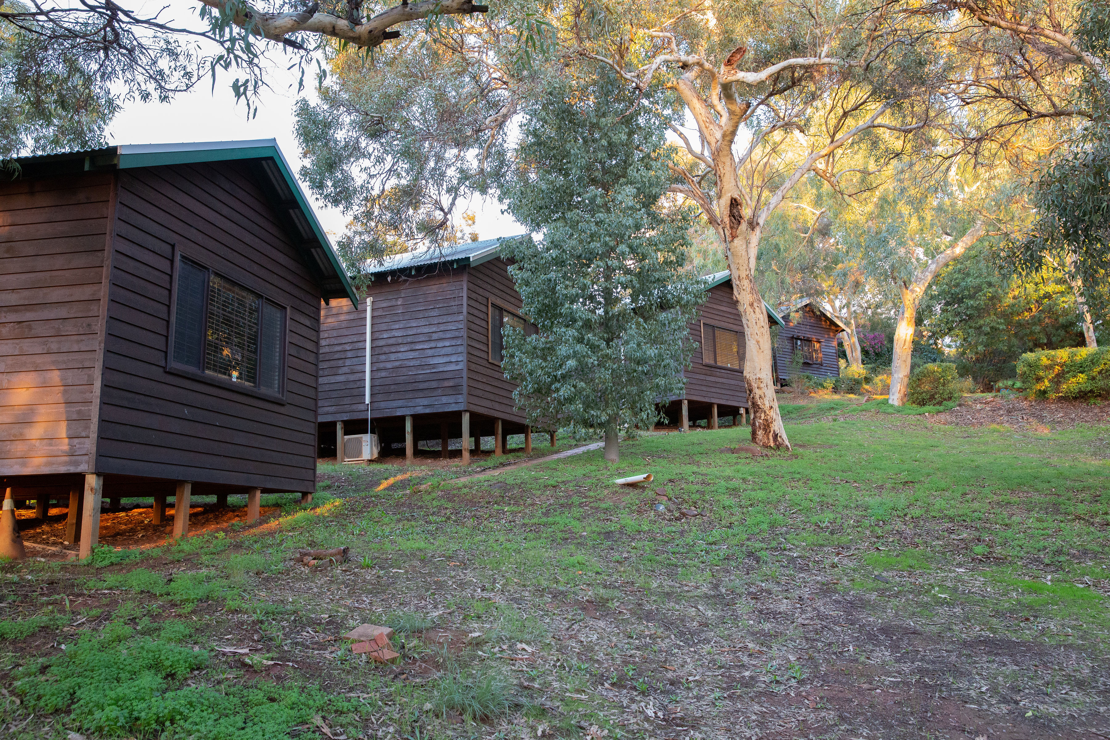 Writer's cabins 2