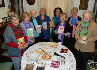 Book Launch & Champagne Toast for one of KSP's Longest Running Writing Groups