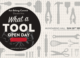 What a Tool Open Day on Sunday
