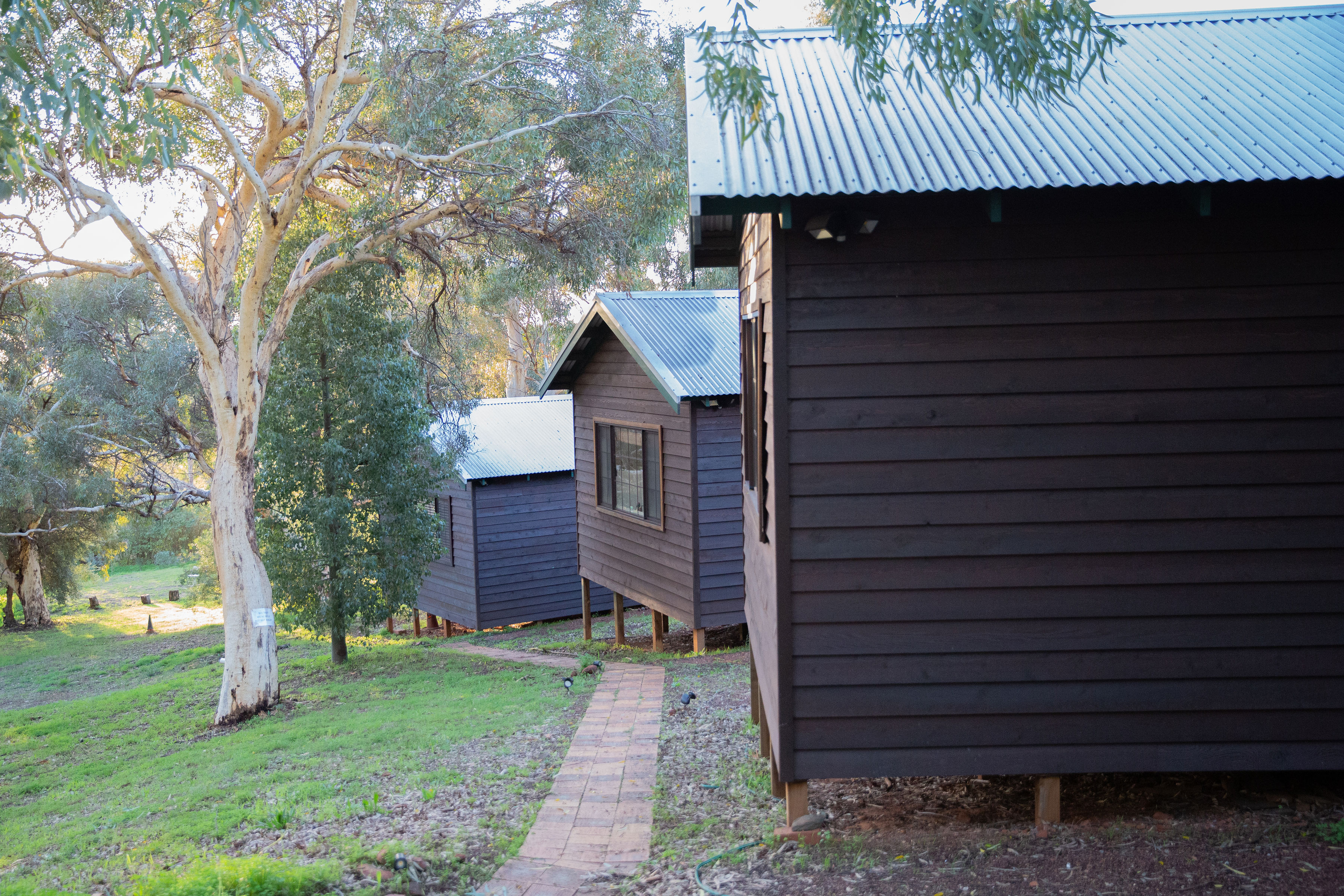Writer's cabins