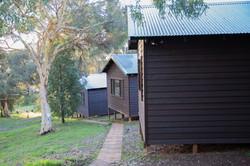 Writer's cabins