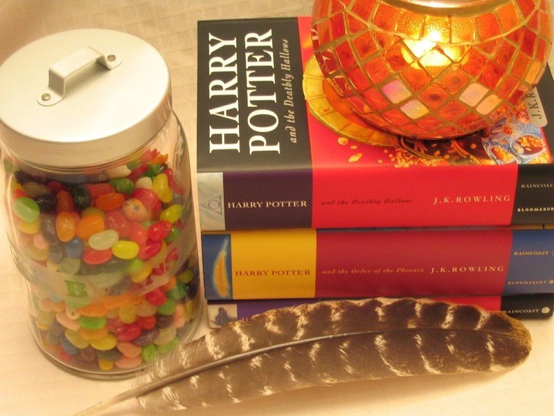 Image: two Harry Potter books. Image sourced from: https://pixabay.com/en/harry-potter-books-fantasy-wizard-418108