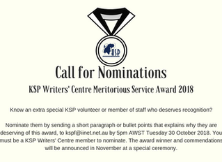 KSP Members: Looking for Your Votes