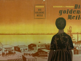 Your KS #21: Katharine Susannah Prichard's Golden Miles