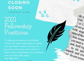 Deadline closing soon for KSP's 2021 fellowship program