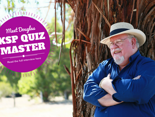 Meet KSP's Quizmaster, Douglas Sutherland-Bruce