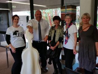KSP Hospital Poets bringing respite to WA medical staff