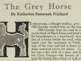 Your KS # 23: The Grey Horse