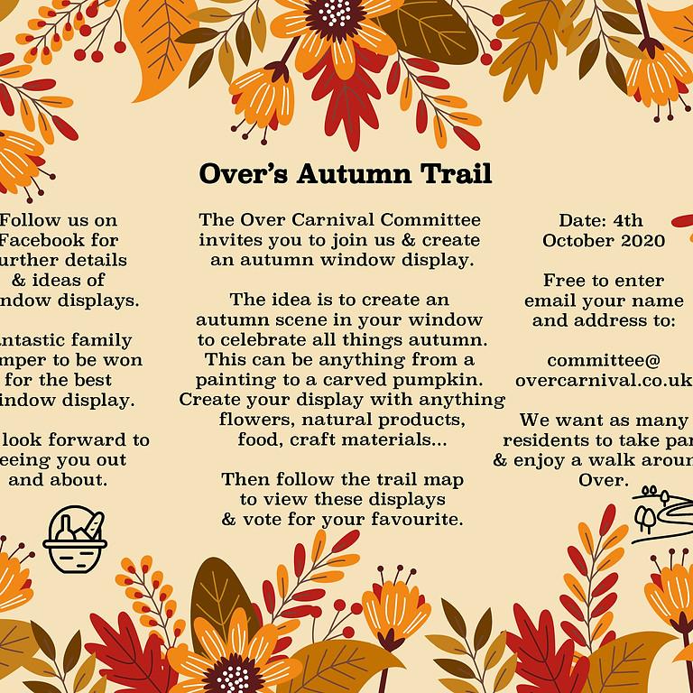 Over Autumn Trail