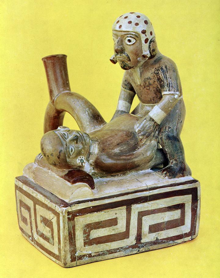 Erotic Art of the Larco Museum