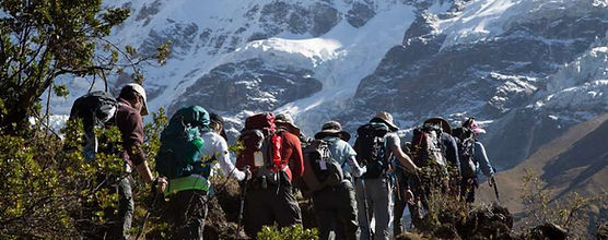 The Salkantay Trek takes adventures on an adventure completely different from the Inca Trail