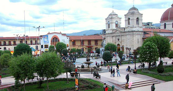 Jauja was once the capital of Peru
