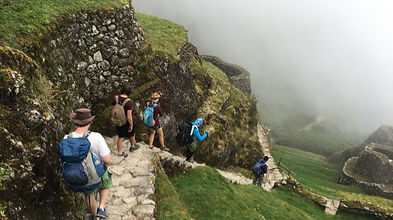An Inca Trail Tour is the classic adventure in Peru  & can be done as a shared or private tour