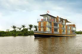 Peru Amazon Cruises - perfect for luxury travel or a Honeymoon in Peru