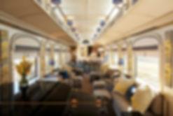 Peru Rail's Andean Explorer lie near Lake Titicaca