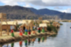 Uros Floating Islands of Peru | Dagui Tours