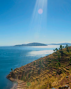 Floating Islands of Lake Titicaca and Taquile Island