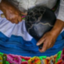 Mate Burilado en tour al Valle del Mantaro, Huancayo Junin