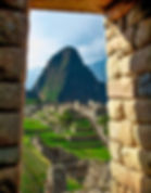 Machu Picchu itinerary with finish at the fortress