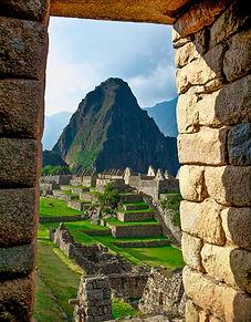 Machu Picchu itinerary with finish at the fortress