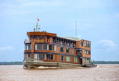 Iquitos Peru Cruise on the Mighty Amazon