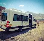 Sprinter Van - Lima Transportaton to Paracas