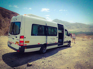 Lima Transportation - Private Transportation to Huaraz