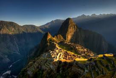 Payoff from a Machu Picchu itinerary