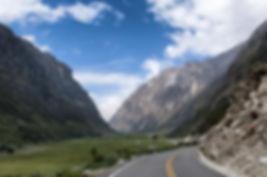 Viajando a la sierra peruana con Dargui Tours
