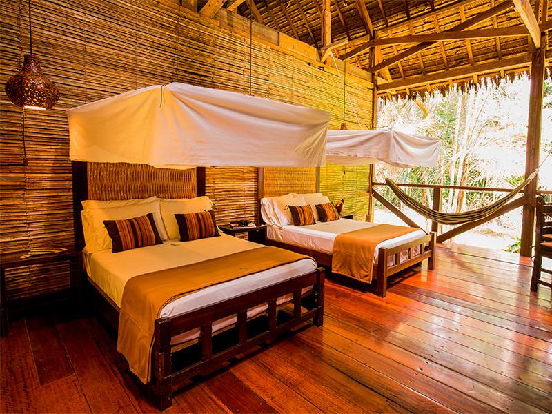 Puerto Maldonado Eco Lodges tend to have more amenities