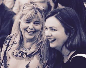 Singer Bonnie Murray Tamblyn and her daughter, Golden Globe and Emmy nominee, writer, Amber Tamblyn