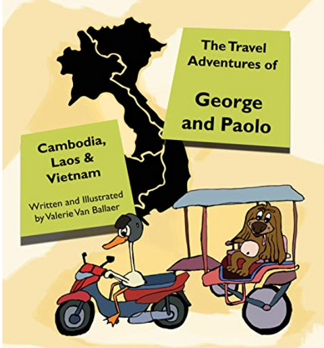 Travel Adventures George Paolo Cambodia.