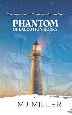 Phantom of Execution Rocks Book Cover