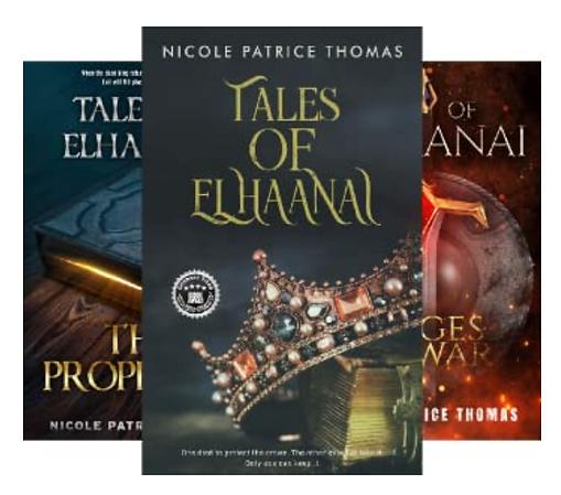 Tales of Elhaanai Trilogy.png
