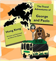 Travel Adventures George and Paolo Hong Kong