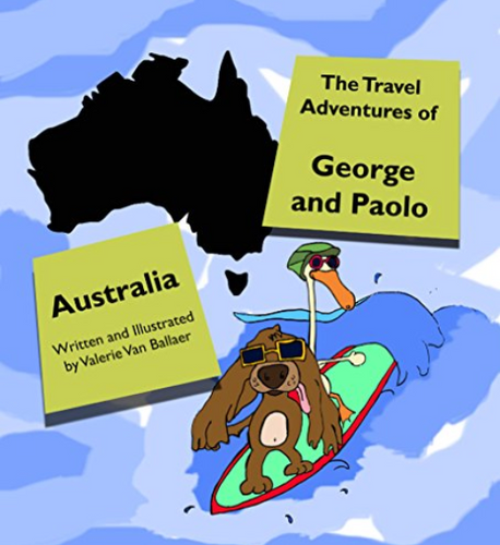 Travel Adventures George Paolo Australia