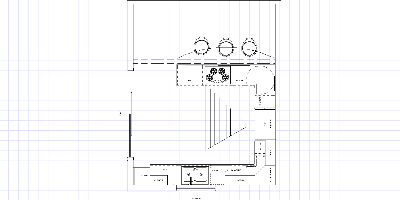 Computer Aided Drafting Example 5