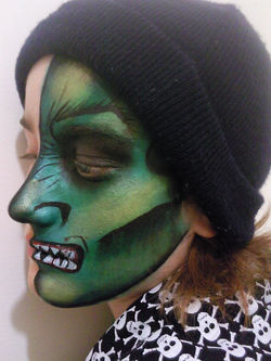 Halloween+Face+Painting