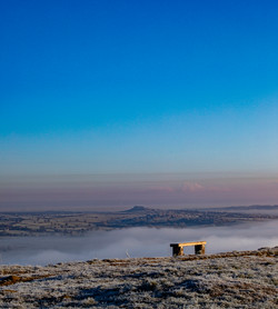 Highly Commended Cold on the Chevin