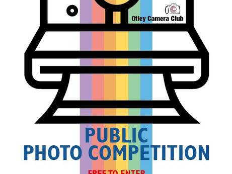 Public Photo Competition Launched