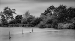 Highly Commended A Windy Yeadon Tarn