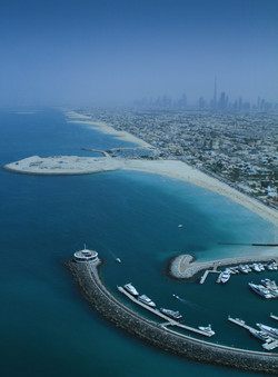 View From Burj Alarab Dubai