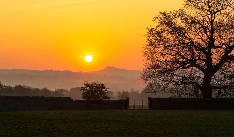 05 Sunrise Over Farnley