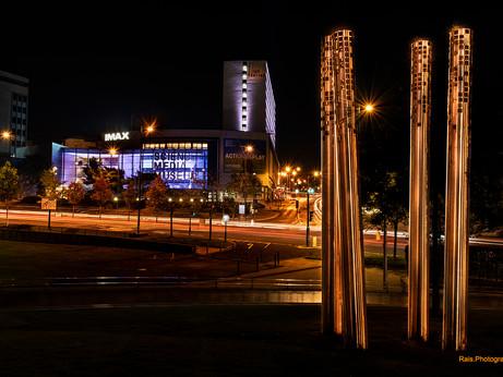 Bradford at Night