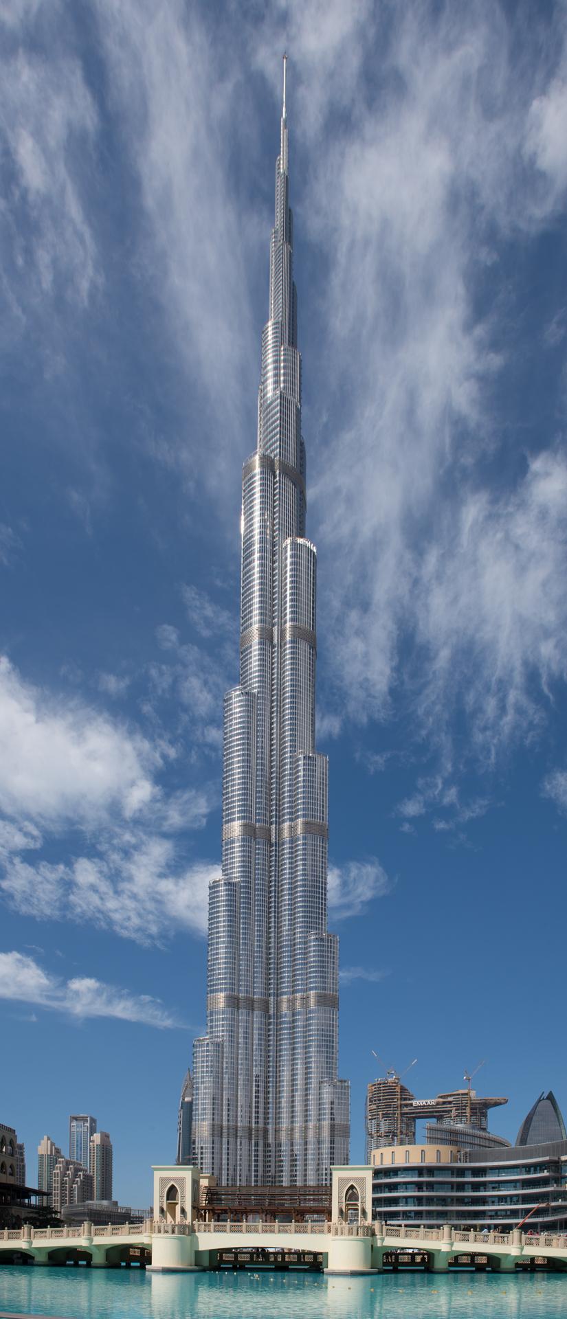 Dubai's Tallest
