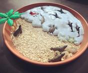 🐋🐠 Edible Sea Animal Messy Play 🐠🐋 T